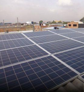 Energía solar para empresas en colombia