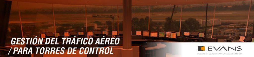 Solución para Sala de Control ATC